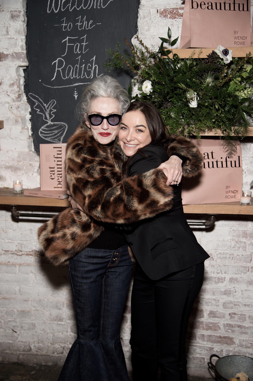 Me and Linda Rodin