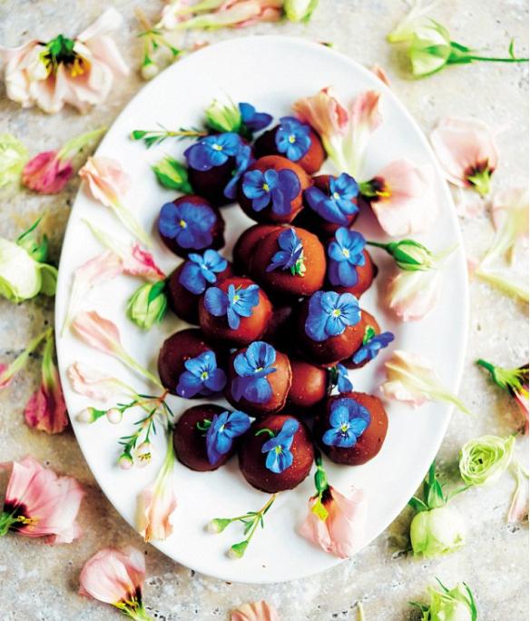Perfumed Chocolates - Image credit David Loftus copy