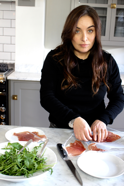 Parma Ham Wendy_Wendy