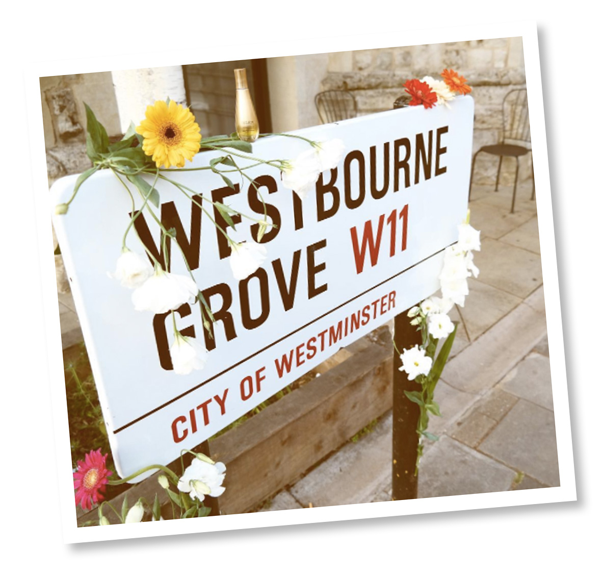 Westbourne Grove Sign